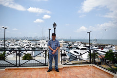 (Richard Par) Tags: panamacity panama centralamerica harbor yacht sailboat bay marina pacificocean sea travel vacation city waterfront skyline latinamerica