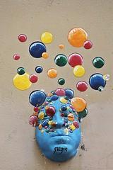 . (just.Luc) Tags: urbanart streetart parijs parigi paris france frankrijk frankreich francia frança colours colors farben kleuren couleurs face gezicht visage gesicht îledefrance