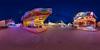 Magdeburger Frühjahrsmesse 2018 (360 x 180) (diwan) Tags: germany deutschland sachsenanhalt saxonyanhalt magdeburg city stadt place rotehorn messeplatzmaxwille messe magdeburgerfrühjahrsmesse funfair fahrgeschäft amusementride musikladen colours blauestunde bluehour light langzeitbelichtung longexposures outdoor view roundabout equirectangular spivpano 360° panoramix panorama stitch ptgui google nikcollection plugins viveza2 fisheye canonef15mmf28fisheye fotogruppe fotogruppemagdeburg canoneos5dmarkiv canon eos 2018 geotagged geo:lon=11643816 geo:lat=52126738