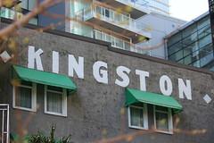 Kingston Hotel (jmaxtours) Tags: vancouver vancouverbritishcolumbia vancouverbc bc britishcolumbia sign kingstonhotel