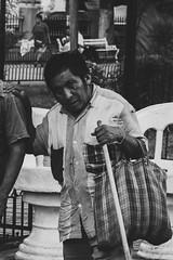 The Shadow of a Blind Man (Johan Medina Fotografía) Tags: ifttt 500px commerce street stock pedestrian leader group administration man city sidewalk several merchant blind