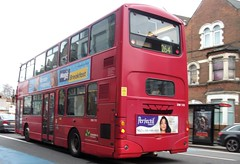 Arriva London DW110 on route 264 Tooting 01/04/18. (Ledlon89) Tags: bus buses london transport tfl transportforlondon londonbus londonbuses londontransport