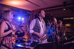 20180106_0226_1 (Bruce McPherson) Tags: brucemcphersonphotography theelectricmonks timsars emilychambers brendankrieg guiltco livemusic jazzmusic livejazzmusic saxophone trombone guitar electricguitar electricbass bass drums jazzdrummer lowlight lowlightphotography concert gastown vancouver bc canada