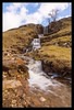 Cray Falls-Yorkshire Dales (keithdaniel51) Tags: landscape rocks waterfalls sky clouds water crayfalls yorkshire trees streams