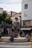 Hey boy (Insher) Tags: portugal algarve lagos sculpture praca