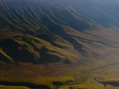 Caldera Valley, Bromo-Tengger-Semeru National Park (elly.sugab) Tags: caldera valley volcano green landscape nature bromo semeru