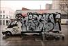Nigel (Alex Ellison) Tags: nigel eastlondon urban graffiti graff boobs tnf tsp lorry boxtruck