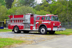 Turkey Creek FD_1602 (pluto665) Tags: fire truck engine pumper ward 5 protection district reserve ladder