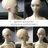 Zenith Souldoll Iplehouse nYID Hybrid (dezpenny) Tags: hybridized hybrid nyid zenith doll jointed ball bjd souldoll iplehouse ns modification resin head body
