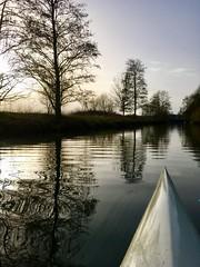 Lahn (doc-harvey) Tags: lahn docharvey hwschlaefer 2018 iphone river fluss kleinfluss evening nature water kajak nelo viper paddling canoekajak