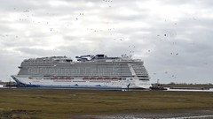 NCL - Norwegian Cruise Lines >Norwegian Bliss< (BonsaiTruck) Tags: papenburg werft meyerwerft ncl norwegian cruise lines bliss schiff ship boat bateaux kreuzfahrtschiff cruiseliner passagierschiff