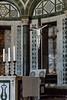 Luca della Robbia: Crucifix, c 1470 (Anita Pravits) Tags: altar basilica basilika firenze florence florenz italia italien italy kirche kruzifix lucadellarobbia minias minas romanesque romanik sanminiatoalmonte stminiato toscana toskana tuscany church crucifix
