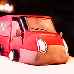 Motiv Cake: Red Car thumbnail