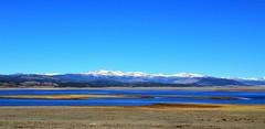 Colorado Blues (Patricia Henschen) Tags: mtoxford fairplay colorado reservoir lake antero recreation southpark park county buffalopeaks rural highcountry denverwater openrange