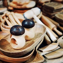 Wooden Craft #craft #wooden #fujifilm #x100f #excebition #utensils #homedecor (N.A. Dikin) Tags: craft wooden fujifilm x100f excebition utensils homedecor
