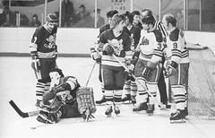 Winnipeg Jets vs Minnesota Fighting Saints (vintage.winnipeg) Tags: winnipeg manitoba canada vintage history historic sports winnipegjets
