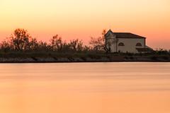 la Chiesa di Moceniga (paolotrapella) Tags: chiesa moceniga longexposure lungaesposizione waterscape acqua church