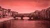 ponte vecchio IR (françoispeyne) Tags: florence toscane envoyage
