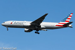 American Airlines | N795AN | Boeing 777-223/ER | JFK | KJFK (Trevor Carl) Tags: 777223er aviation boeing avgeeks photo 30257 aircraft airplane alltypesoftransport americanairlines jfk kjfk n795an newyork newyorkcity newyorkjohnfkennedy plane transport unitedstatesofamerica airlinersnet