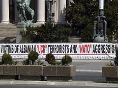 Commemorative sign, Belgrade, Serbia (Norbert Bánhidi) Tags: serbia belgrade beograd београд sign serbien serbie sérvia servië сербия szerbia srbija србија belgrad belgrado белград belgrád