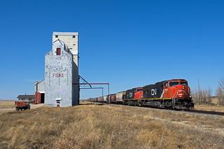 CN 5694, Fiske SK
