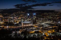 Oslo by-night (jonarnefoss2013) Tags: sony rx100v bjørvika norway oslo