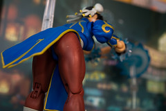 DSC_1433 (Quantum Stalker) Tags: storm collectibles chun li street fighter sf v 112 scale action figure kikoken hyakuretsukyaku lightning kick effect parts dynamic stand qi po fighting capcom game arcade versus accurate 3d model playstation xbox