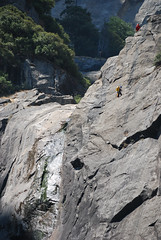 Lower Yosemite Falls (mike_jacobson1616) Tags: yosemitenationalpark yosemitevalley yosemite sierranevadas mountains yosemitefalls loweryosemitefalls dry loweryosemitefallstrail