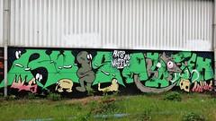 Ruis & Quatch / BIY - 28 apr 2018 (Ferdinand 'Ferre' Feys) Tags: gent ghent gand belgium belgique belgië streetart artdelarue graffitiart graffiti graff urbanart urbanarte arteurbano ferdinandfeys