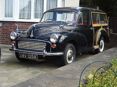 1963 Morris Minor Traveller (Neil's classics) Tags: vehicle 1963 morris minor traveller wagon estate