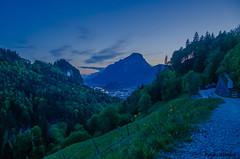Abendstimmung im Kaiserbachtal (peter-goettlich) Tags: wilder zahmer kaiser tirol österreich kufstein