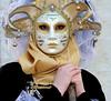 Venice masks (RURO photography) Tags: venice venetiê italy italië italian mask masker maskers masks hide hiding kunst art arte posing pose model woman secret carnaval carnavale festival