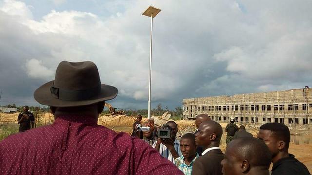 HSDickson - University of Africa Toru-Orua