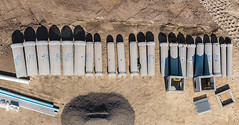 Pipe dream (Scottmh) Tags: aerial australia autumn dji latrobe mavic melbourne pattern pipes pro shadows uni victoria