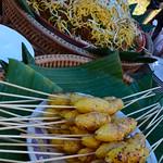 traditionelle Speise der Bergvölker Thailands