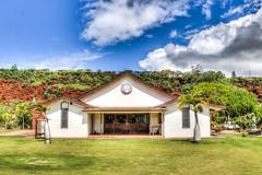 West Kauai Hongwanji Mission Waimea Temple (Kosen Ishikawa) Tags: wkhm waimea buddhist temple hongwanji kauai