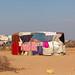 Refugees somali huts, Woqooyi Galbeed province, Baligubadle, Somaliland