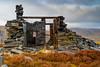 Dinorwic Ruin (alan.dphotos) Tags: donorwic quarry miner disused rust decay slate roof