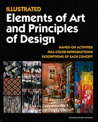Illustrated Elements of Art and Principles of Design:  Hands-On Activities, Full-Color Reproductions, Descriptions of Each Concept (Vernon Barford School Library) Tags: geraldfbrommer gerald f brommer reference referencebooks art design technique elementsofart principlesofdesign elements principles vernon barford library libraries new recent book books read reading reads junior high middle vernonbarford fiction fictional novel novels paperback paperbacks softcover softcovers covers cover bookcover bookcovers 9781562906658