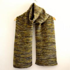 Just Slip It! (Varant) Tags: knitting malabrigo rastita scarf merino wool