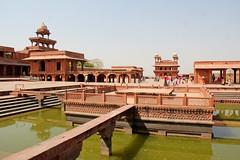Fatehpur Sikri - (84) (Rubén Hoya) Tags: fatehpur sikri templo palacio capital imperial rajasthan india