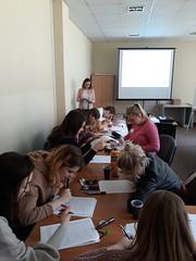 Warsztaty edukacyjne w ramach współpracy z Fundacją Gospodarczą