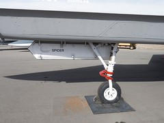 """Northrop YF-23 8 • <a style=""""font-size:0.8em;"""" href=""""http://www.flickr.com/photos/81723459@N04/26619030717/"""" target=""""_blank"""">View on Flickr</a>"""