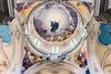 Cupula de la Basilica de la Colegiata- Catania (Stauromel) Tags: catania basilica basilicadellacolegiata barroco barrocosiciliano frescos santamariadellelemosina giuseppesciuti stauromel alquimiadigital pintura arquitectura fuji fujixt2