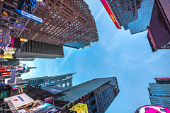 Touching  the sky (Xacobeo4) Tags: sky touching cielo nuevayork