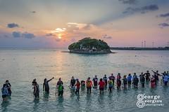 Japan_20180314_2082-GG WM (gg2cool) Tags: japan okinawa gg2cool georgiou dragon boat training sunset food paddle rowing beach