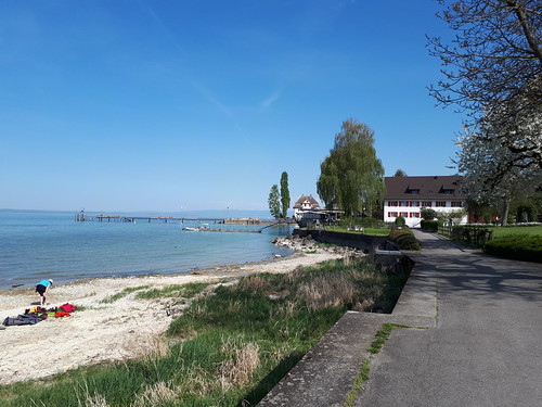 Sunday cruise to Romanshorn.   Did a walk back to Kesswil and then dinner at Konstanz