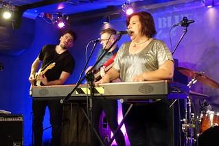 Doña Oxford & Band, Free Blues Club Stettin - 14 April 2018