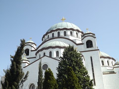 Church of St. Sava, Belgrade, Serbia (Norbert Bánhidi) Tags: serbia belgrade beograd београд church serbien serbie sérvia servië сербия szerbia srbija србија belgrad belgrado белград belgrád