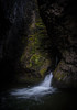 Smugglers Cave (Douglas Hamilton ( days well spent )) Tags: smugglers cave clackmannanshire ochils alva glen scotland long exposure dark mysterious cavern burn stream water nikon d5200 douglas hamilton waterfall falls underground